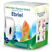 Jabon Espuma Antibacterial Herbal x 800 ml