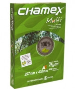 Papel Fotocopia 75 Gr A3 Chamex